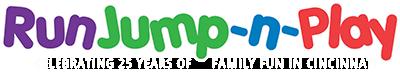 RJP logo 25 years