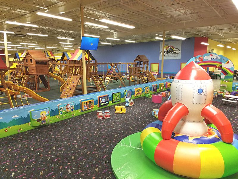 Toddler Birthday Party Place