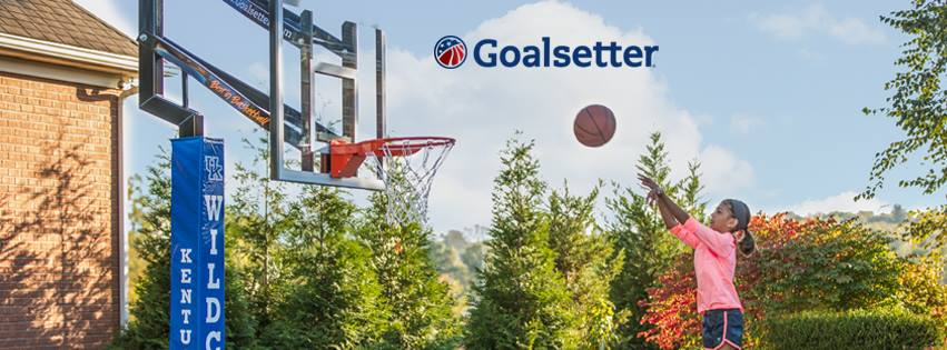 Background Photo of a Goalsetter Basketball Goals