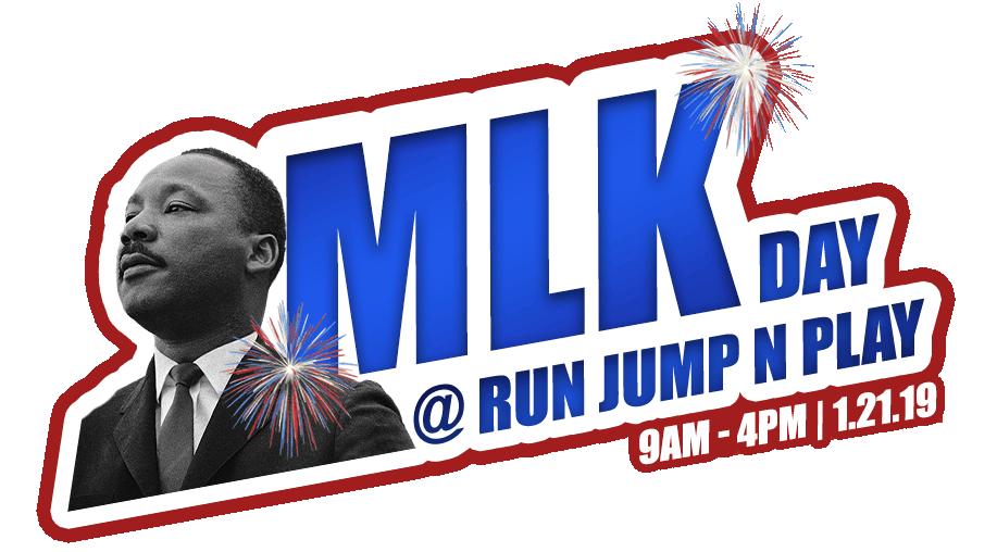 MLK day at Run Jump n Play 2019