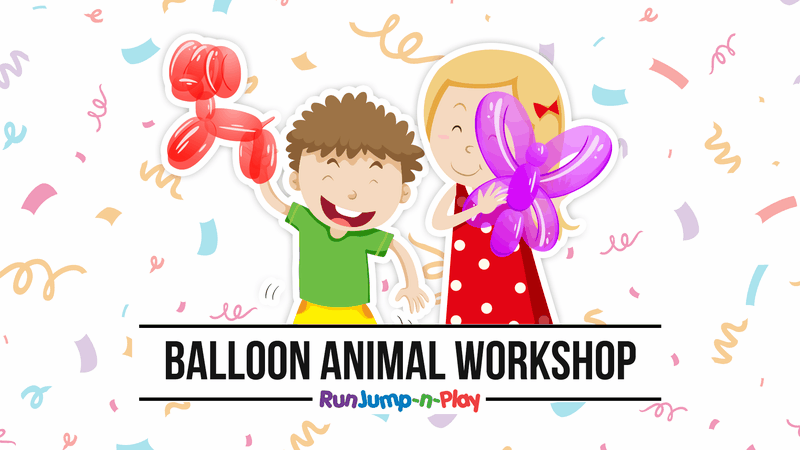 Animal Balloon Workshop Cincinnati