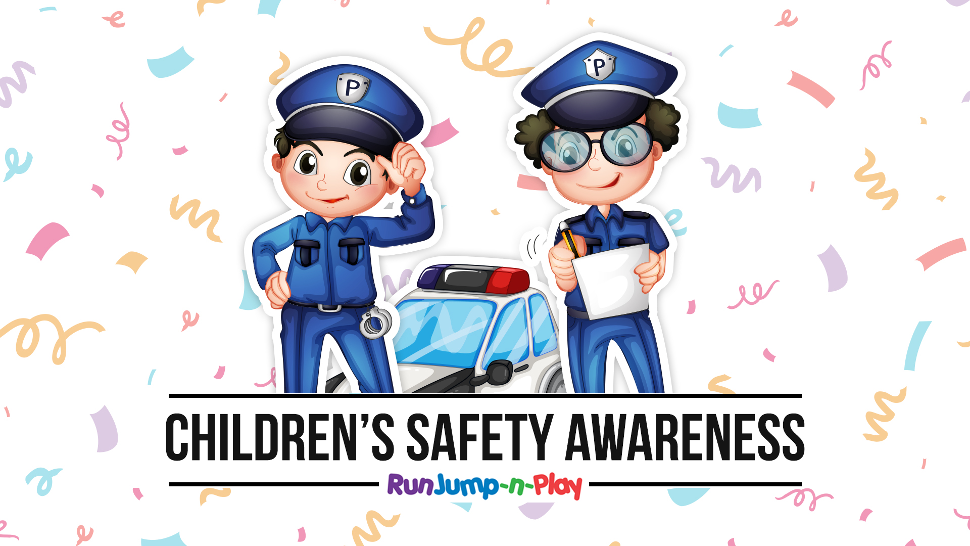 Safety and Awareness Workshop for Children - 2019