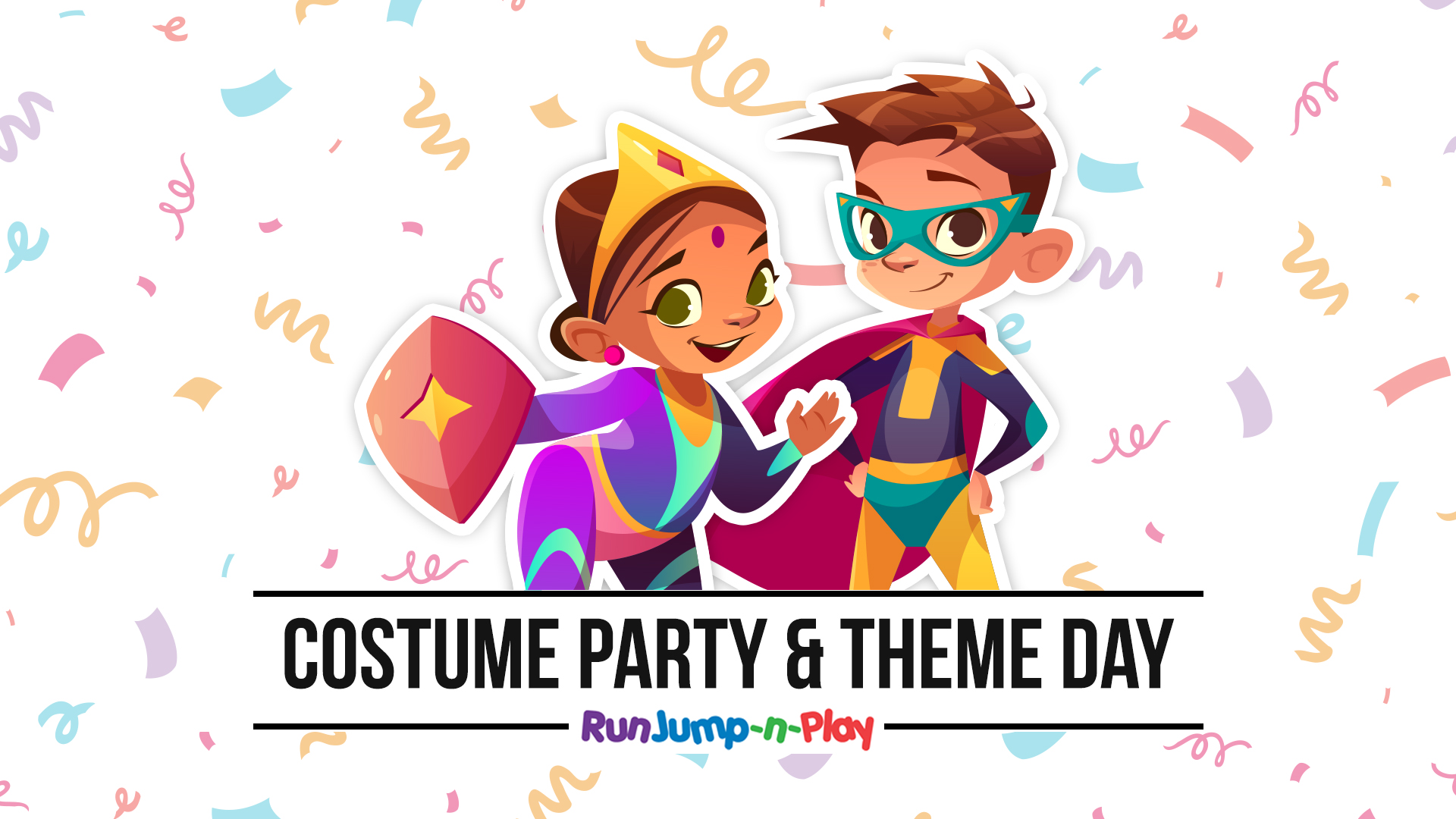 Cotume Party and Theme day