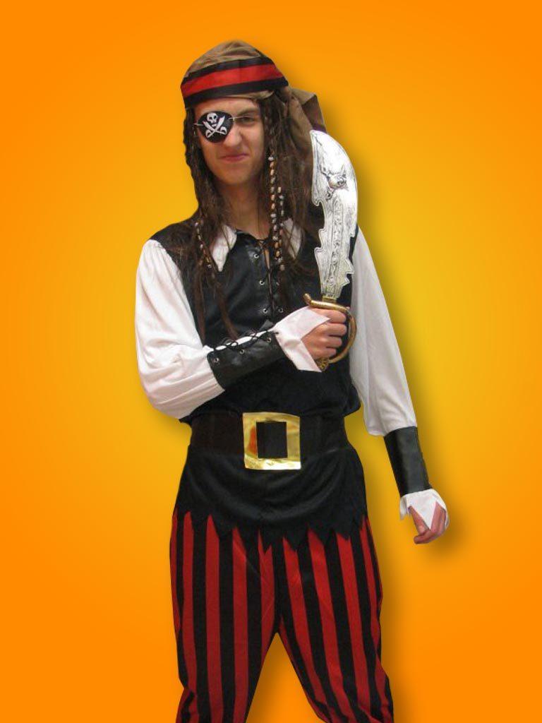 Children's Birthday Party Pirate