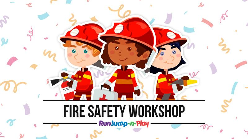 Fire Safety Workshop - Safety classes for children in Cincinnati