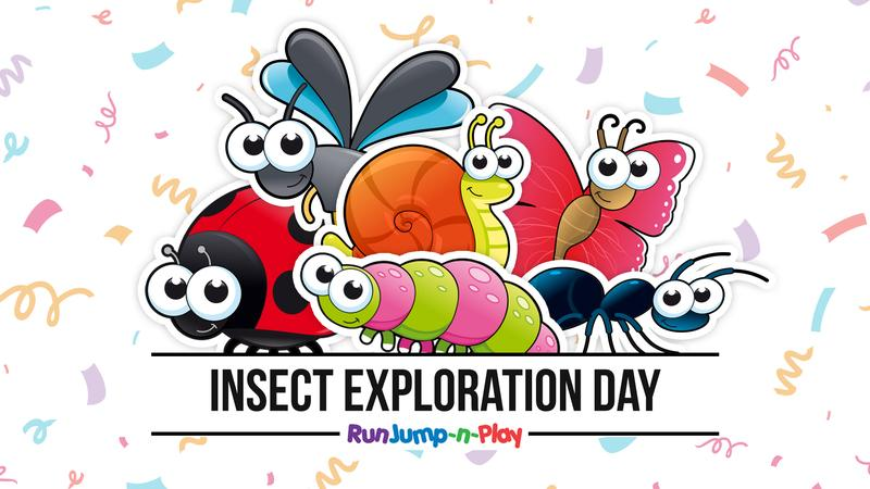 Insect Exploration Day - Childrens activities near me - Cincinnati Ohio