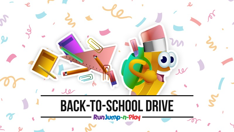 Back to School Drive - Ohio 2019