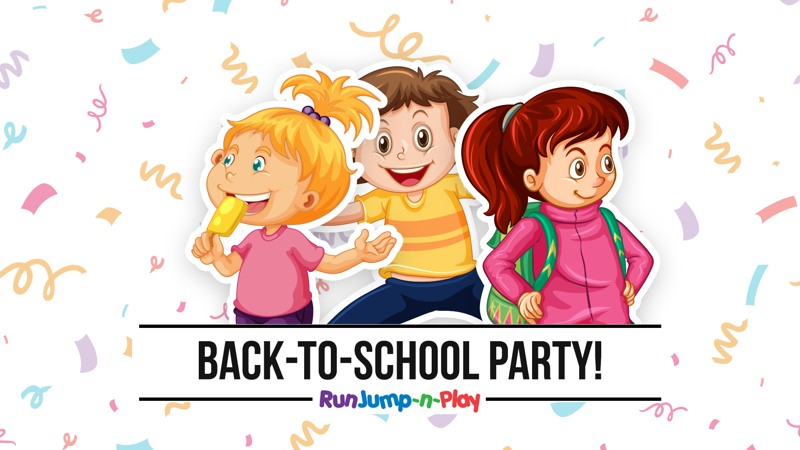 Back to School Party at RJP