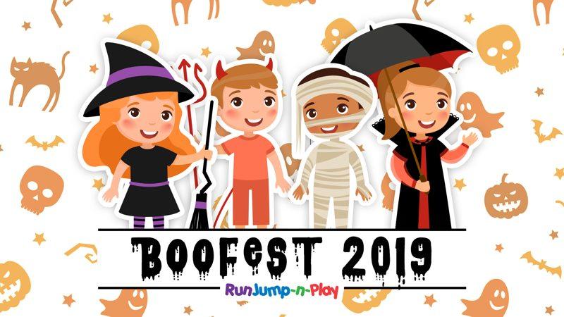 Boofest 2019 - Run Jump-N-Play events