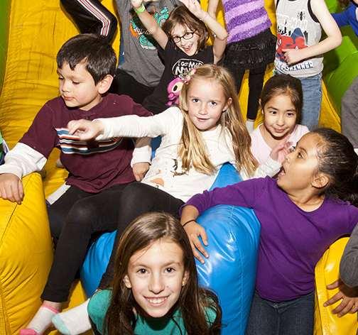 Kid Group Event Center - Cincinnati - Run Jump-N-Play