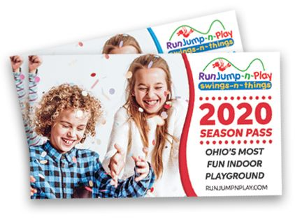 2020 Season Pass - Indoor Playground Cincinnati