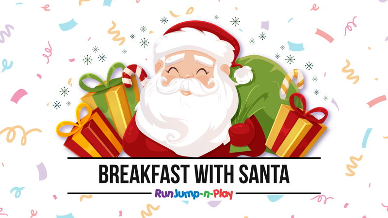 Breakfast with Santa - Santa Picture in Cincinnati