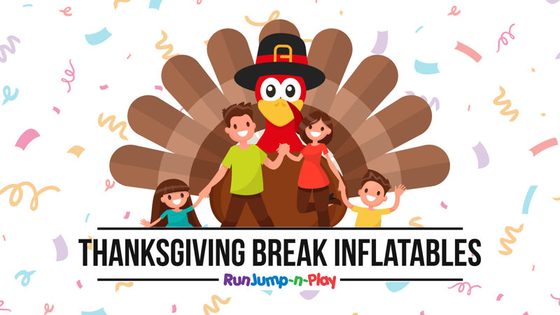 Thanksgiving inflatables - Things to With the kids on Thanksgiving Break