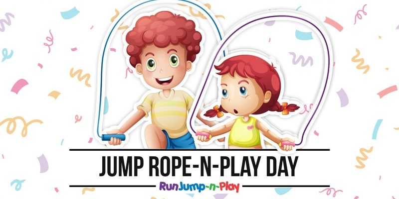 Children's Activities Cincinnati - Jump Rope and Play 7.29.19